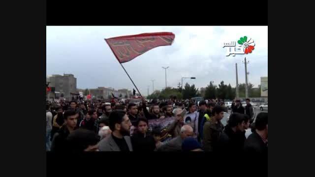 شهدا به ایران اسلامی عزت و اقتدار بخشیدند