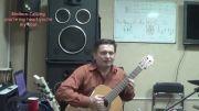 اجرای آهنگ youre my heart youre my soul مدرن تاکینگ با گیتار
