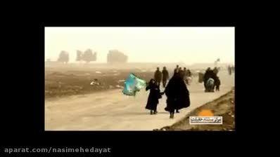 """نماهنگ """"سلام آقا""""با نوای حامد زمانی ویژه اربعین حسینی"""