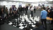 ابر شطرنج-بازی شطرنج بزرگ در ایران