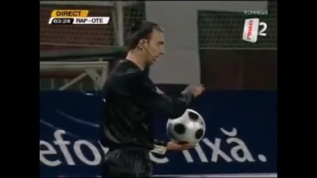 جوانمردی در فوتبال - کلیپی که اشک شما رو در میاره