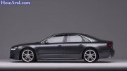 تبلیغ جدید و زیبای آئودی S8