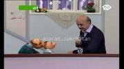 بچه داری فامیل دور :))