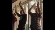 کلیپ رقص خیلی باحال لیو و جیسون و دیلان!!!!