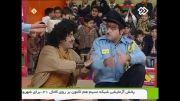 ضایع شدن عموپورنگ جلوی بلبل خان وگلدون خان