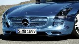 مرسدس بنز SLS AMG الکتریکی