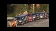 تویوتا شکاری میتسوبیشی کلی ماشین ژاپنی کلاسیک