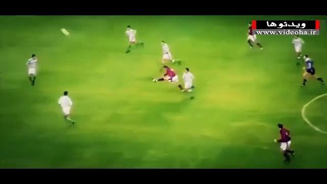 زیدان فوتبالیست تمام عیار