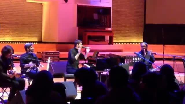 سامی یوسف-اجرای ترانه وعده های فراموش شد درکنسرت منچستر