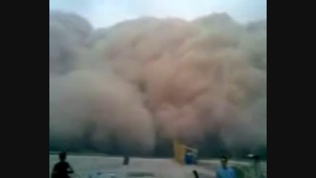 گرد و خاک خوزستان