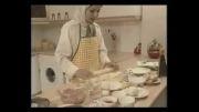 آموزش پخت کالازون مرغ و سبزیجات