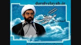 سخنرانی حجت الاسلام کیخا خطاب به مسئولین