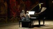 پیانو از ناتاشا بیندر و كارین لچنر - Brahms,Opus 39