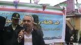 گوشه های راهپیمای 22 بهمن شفت
