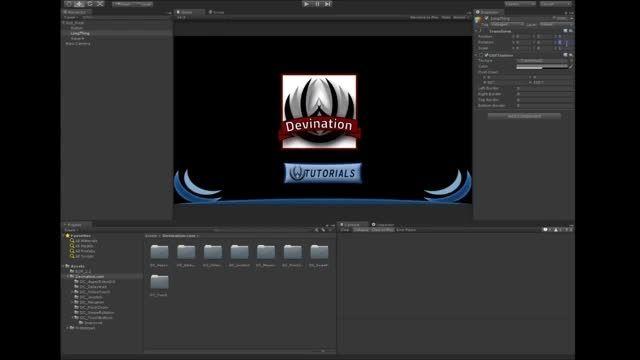 آموزش ساخت یک GUI سازگار با تمامی سایزها در Unity