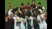 ویدیو پنالتی های بازی هلند 4 کاستاریکا 3
