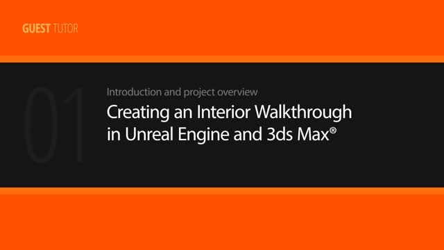 Replayable game design using blueprint in unreal engine interior walkthrough in unreal engine and 3ds ma malvernweather Gallery