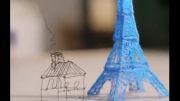 با این قلم روی هوا نقاشی سه بعدی بکشید