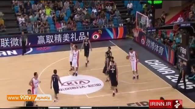 حواشی بازی بسکتبال ایران ۷۵-۶۲ کره جنوبی