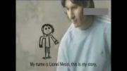 داستان زندگی مسی از زبان خودش
