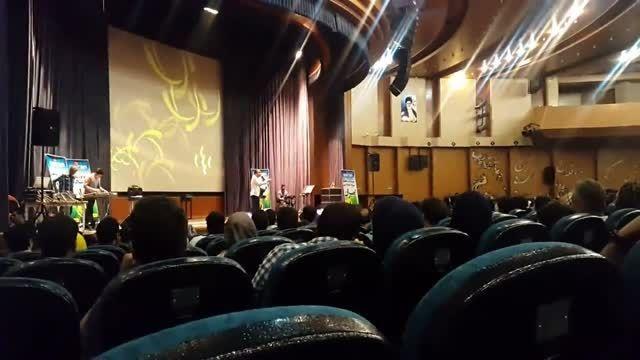 کنسرت خنده دار و جوک های جدید حسن ریوندی در کرج 94