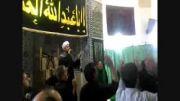 سینه زنی حجت الاسلام قدرتی(اربعین93)