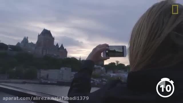 در 60 ثانیه حدس بزنید کجا هستید-قسمت 1-کبک کانادا