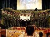 سرود بهار لاله هادر وصف امام حسین(ع) از گروه سرود مصباح الهدی لارستان