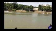 مسابقه قایق های کنترلی حرفه ای