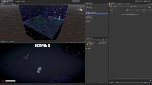 سری آموزشی Unity3d (نکته ها) - Play Mode