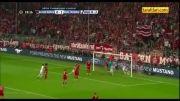 گل های بازی بایرن مونیخ 0 - 4 رئال مادرید
