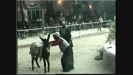 کلیپ باغبان تعزیه امام رضا (ع) رضا دری وجمشید محمدی