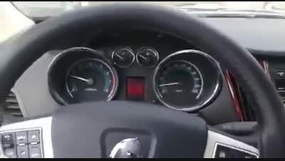 آپشن جدید و خارق العاده دنا! یک ماشین ایرانی!!!!!