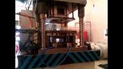 دستگاه تولید ظروف یکبار مصرف آلومینیومی
