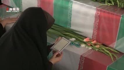 تشییع 175 غواص امروز ساعت ١٦ میدان بهارستان