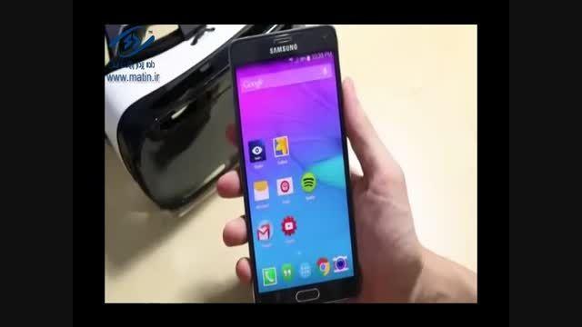 تکنولوژی های آینده گجت سامسونگ Samsung Gear VR