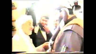 دیدار علمای اهل سنت کوردستان با ماموستا کریکار