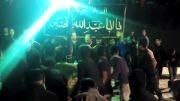 سینه زنی شب دوم محرم با مداحی غلام معصومی- روستای عربی
