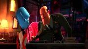 انیمیشن Escape From Planet Earth 2013 |دوبله فارسی|پارت 07