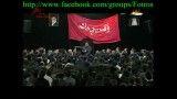 حاج محمود کریمی - شب چهارم محرم 91 - بخش 1