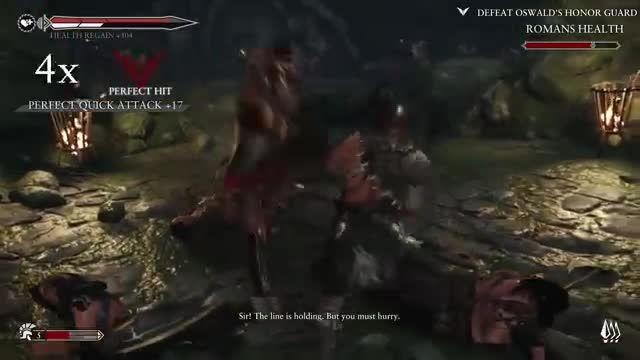 Ryse Son of Rome Gameplay Walkthrough Part 6