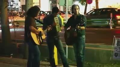 اجرای خیابانی the ways band !