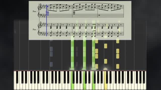 کاور آهنگ heart attack از دمی لواتو با دو تا پیانو