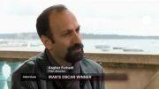 مصاحبه شبکه یورونیوز با اصغر فرهادی