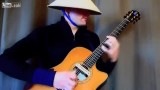 کلیپی باورنکردنی از تکنوازی یک گیتاریست فوق حرفه ای