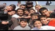 کلیپ ناموس تقدیم به شهید عزیز علی خلیلی