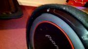 سیستم صوتی جهنمی اتاقم + پخش پاناسونیک.خیلی قوی.