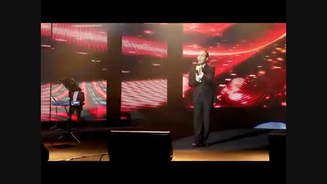 اجرای ویژه و خنده دار حسن ریوندی دربرج میلاد-کنسرت خنده