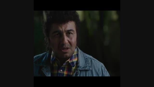 مهناز افشار و رضا عطاران در فیلم نهنگ عنبر