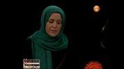 متن خوانی نازنین فراهانی و دو خط با صدای محمد علیزاده